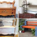 5 Super Creative Benches You Can Build