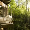 A Suspended Treehouse Outside Atlanta Brings a Long-Awaited Dream to Life