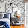 With the Right Moves, You Can Make Traditional Wallpaper Look Totally Modern
