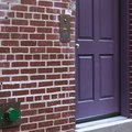 The Best Paint Colors for Front Doors of Brick Homes