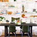 Draw Out Your Home's Personality With Open Shelving
