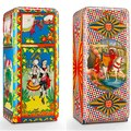 Dolce & Gabbana's Hand-Painted Fridges Are Baffling