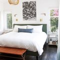 An All-Natural Color Palette Is the Key to a Serene Bedroom Design