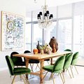 Here's Why Velvet Green Dining Chairs Should Be on Your Wish List