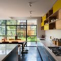 A London Home's Transformation Features a Bright, Spacious Kitchen