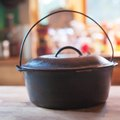 How to Clean a Rusty Cast Iron Dutch Oven