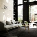 A Sydney Property's Original Details Remain Untouched in a Modern Renovation