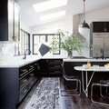 In Case You're Wondering, This Is How You Nail the Black Kitchen Trend