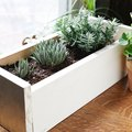 How to Prepare a Wooden Planter