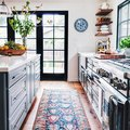 What to Know If You Have an Area Rug In Your Kitchen