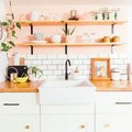 This Cheerful and Trendy Kitchen Is Guaranteed to Brighten Your Day