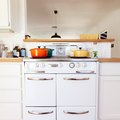 How To Clean Grease From Kitchen Cabinet Doors Hunker