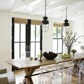 13 Affordable Rustic Dining Room Lighting Options