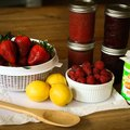 Making Jam With Stevia