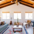 The Homes of a Musically Inclined Couple That Splits Their Time Between Joshua Tree and L.A.