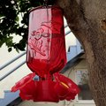 How to Keep Wasps & Bees Off of a Hummingbird Feeder