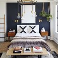 Follow This Bedroom's Example for a Sophisticated Take on Boho-Chic