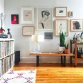 Bring Definition to Uncertain Spaces With a Gallery Wall
