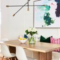 This Designer Figured Out How to Style a Chic Kitchen Nook