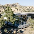 The Graham Residence: A Joshua Tree Airbnb Where Midcentury Mingles With Prefab