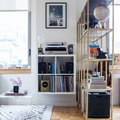 9 Ways to Create Divisions If You Live in a Studio Apartment