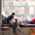 A Cozy Reading Nook May Be the Secret to Quality Family Time