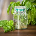 How to Dry Homegrown Basil