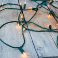 How to Hang Christmas Lights on Stucco