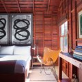 Rich Redwood and Open Spaces Provide Tranquility at Sparrows Lodge