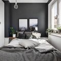 Achieve Soothing Bedroom Vibes With a Monochrome Color Palette