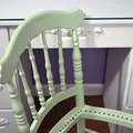 How to Paint Furniture to Achieve a Distressed Shabby Chic Look