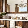 12 Inspired Rustic Bathroom Ideas