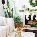 This Is How to Nail Desert Chic Christmas Decor