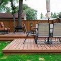 How to Build a Floating Wood Patio Deck