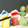 How to Paint Sculpey Clay