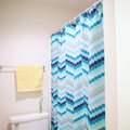 How to Install a Shower Curtain Rod and Not Crack the Tile