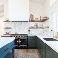 12 Elegant L-Shaped Kitchen Design Ideas