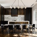 12 Truly Classy Marble Kitchen Ideas