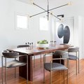 This Is How to Nail a Chic and Minimal Dining Room