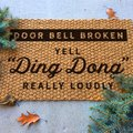Drop Everything and Check Out the 12 Most Hilarious Doormats on Etsy