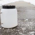 How to Build a Salt Spreader