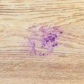 How to Remove the Purple PVC Primer From a Vinyl Floor