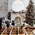 12 Festive Christmas Mantel Decoration Ideas