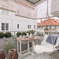 10 Ideas for Decking Out Your Apartment Balcony