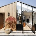 Apparently, It's Possible to Turn a Small Shed Into a Chic London Home