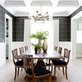 This Classic-Meets-Modern Dining Room Is the Best of Both Worlds