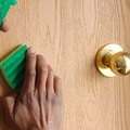 How to Clean Wood Doors