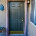 How to Adjust an Entry Door