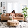 An L.A. Photographer's Bohemian-Minimalist Studio Apartment