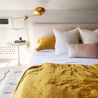 These 10 Yellow Bedroom Ideas Are Cheerfully Bright